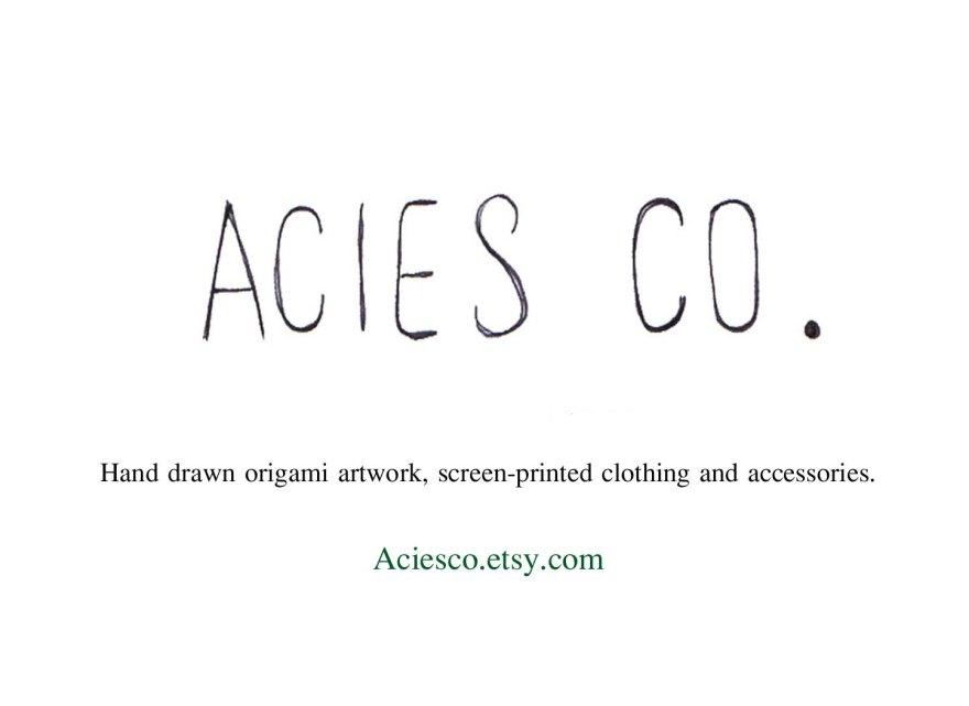 acies co back up